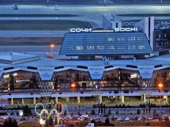Ещё один вариант - это поездка до Сочи на проходящем поезде