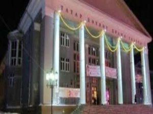 Один из главных театров не только Альметьевска, но и Татарстана. Театр был открыт в тяжелые для страны годы, в 1944 году.