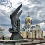 В разные годы название станции менялось - первоначально - Михайловка, 1904 год - Евстратовка, 1926 год - Россошь.