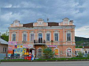 типичный купеческий дом конца XIX века