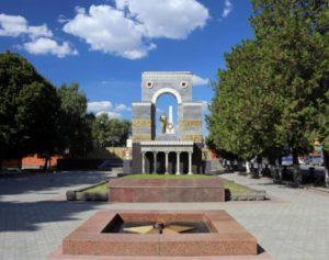 ~ 1934 год - переименован в город Сулимов