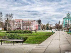 Во время Великой Отечественной войны город находился в оккупации 17 дней