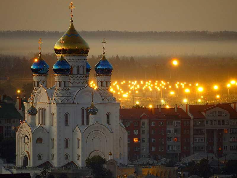Город Лиски - это административный центр Лискинского района Воронежской области