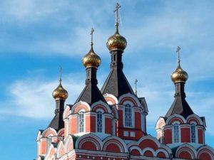 ~ в 1813 году возведена Вознесенская церковь
