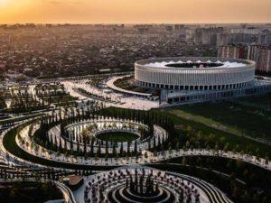 Самые значимые достопримечательности города Краснодар