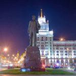 Есть много разных трактовок такого понятия, как ,,центр Москвы'