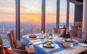 Рестораны Екатеринбурга с высоким рейтингом