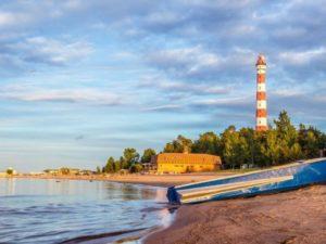 Популярные базы отдыха Ленинградской области
