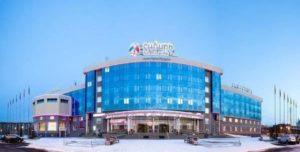 Славный город Красноярск