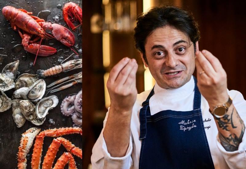 итальянец повар
