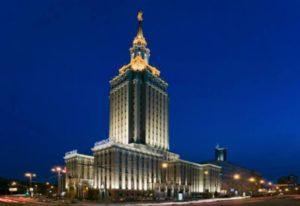 Топ-9 лучших гостиниц Москвы