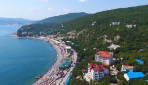 Лучшие базы отдыха курорта Широкая Балка