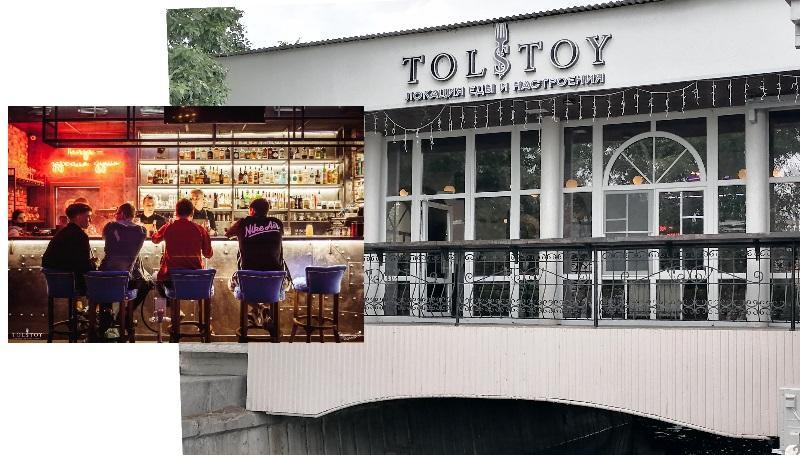 Находится в Липецке, на улице Льва Толстого