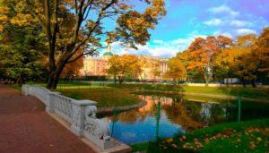 Какие парки стоит посетить в Питере