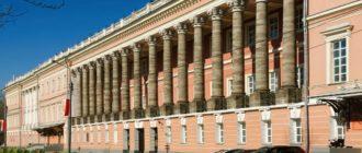 Сейчас в Екатериненском дворце размещается военная академия