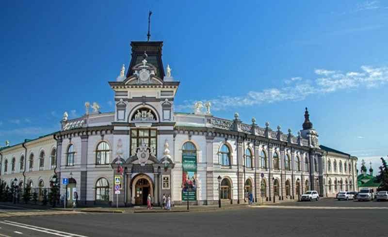 обзор лучших музеев города Казань