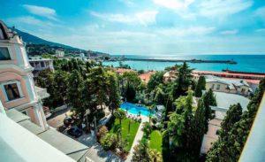 Отели премиум-класса на южном берегу Крыма: обзор лучших отелей