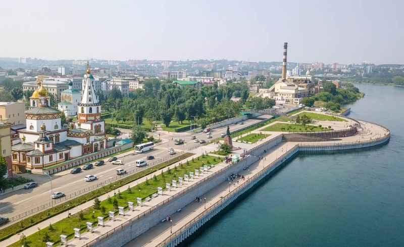 Иркутск входит в топ-10 российских городов с большим количеством кафе